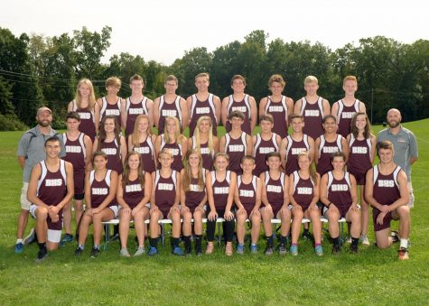 SUCCESSFUL CROSS COUNTRY SEASON RUNS ITS COURSE