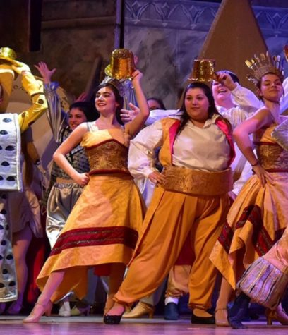 GRAZIANO ASSISTS WITH 'SHREK THE MUSICAL JR.'