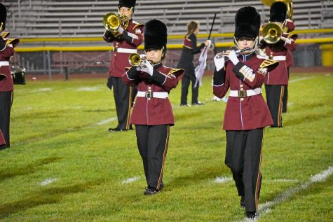 HOW THE MARCHING BAND WORKS