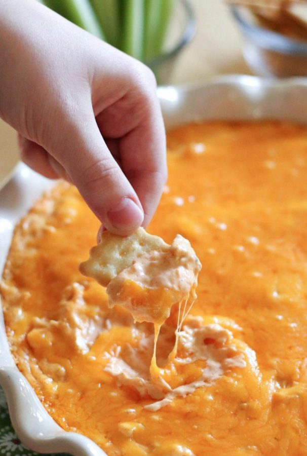 CHEF KATIE: HOW TO MAKE BUFFALO CHICKEN DIP