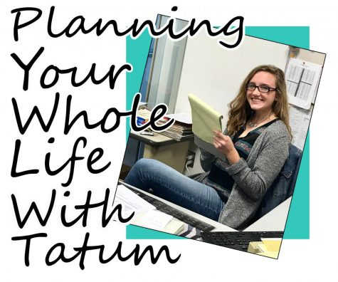 PLANNING YOUR WHOLE LIFE WITH TATUM STROHE