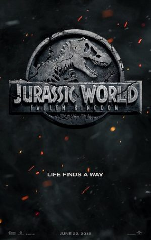 JURASSIC WORLD: FAILING KINGDOM