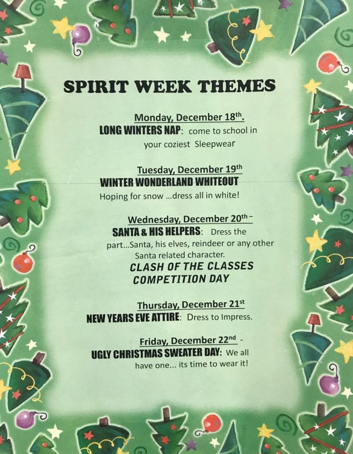 Get Into The Holiday Spirit Week The Slater