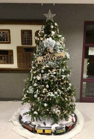 SGA BRINGS CHRISTMAS SPIRIT TO BHS