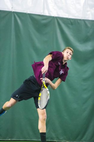 BOYS TENNIS LOOKS FOR COLONIAL LEAGUE CHAMPIONSHIP