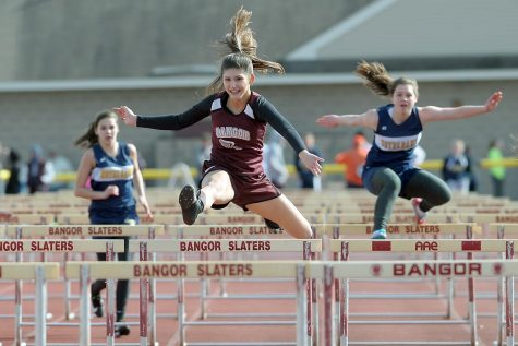 LADY SLATERS SPRINTING AT NEW INTENSITIES