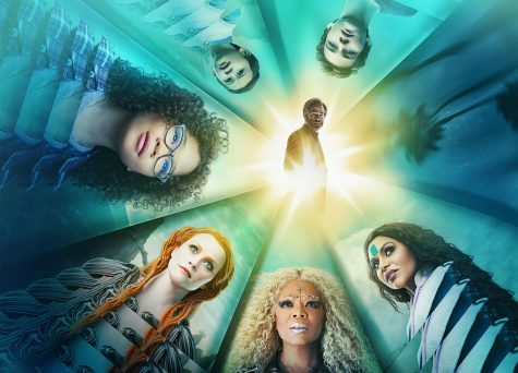 A WRINKLE IN TIME WITHERS