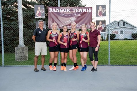 GIRLS TENNIS SLIDESHOW