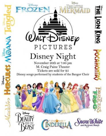 EXPERIENCE THE MAGIC OF DISNEY NIGHT