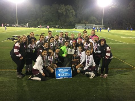 SLATER FIELD HOCKEY MAKES HISTORIC RUN