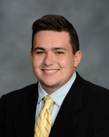 GRIFFIN KROUSE: MOST LIKELY TO BE A MUSIC PROFESSOR