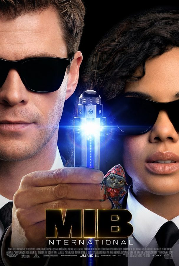 MEN IN BLACK: INTERNATIONAL (June 14)