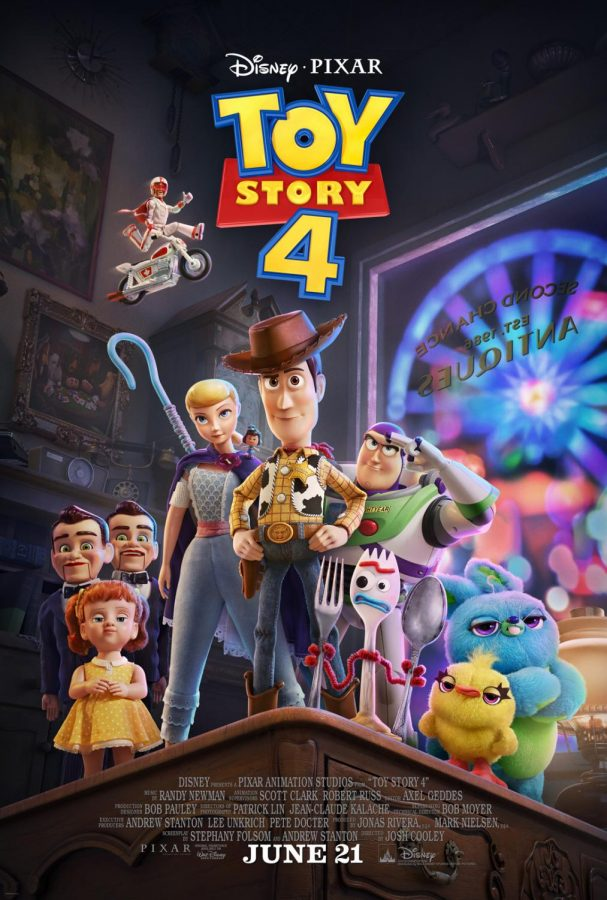 TOY STORY 4 (June 21)