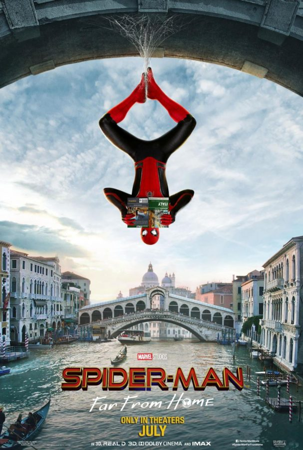 SPIDER-MAN: FAR FROM HOME (JULY 2)