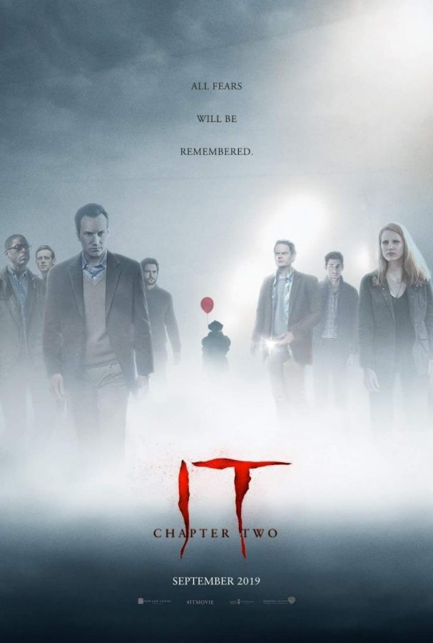 IT CHAPTER TWO (SEPTEMBER 6)