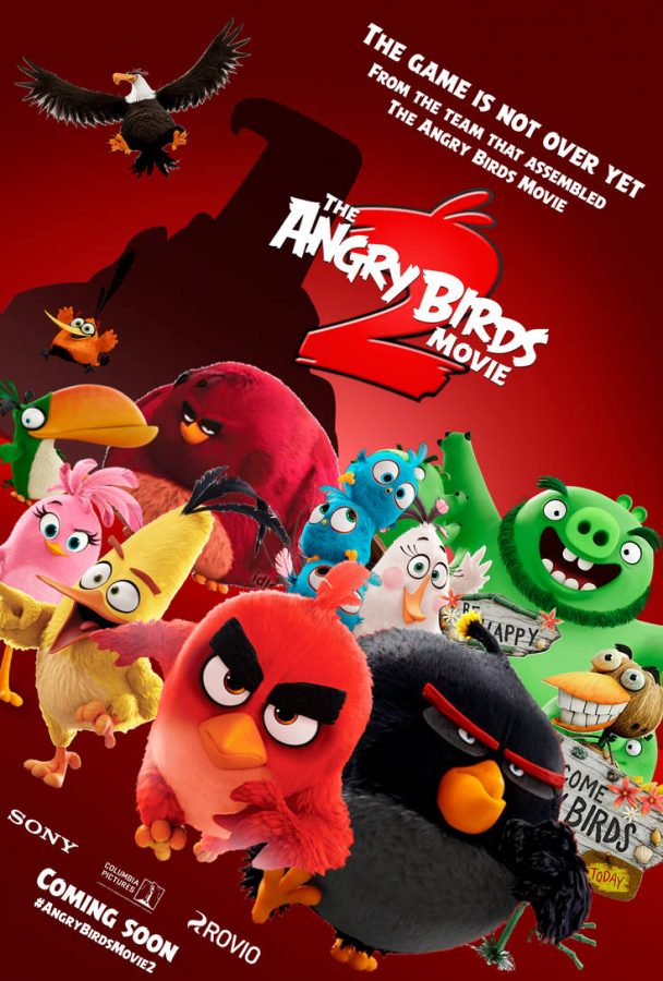 The Angry Birds Movie 2 August 16 The Slater