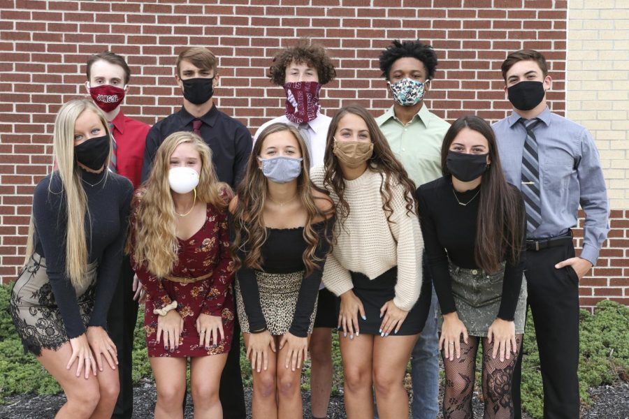 HOMECOMING: CLASS OF 2021